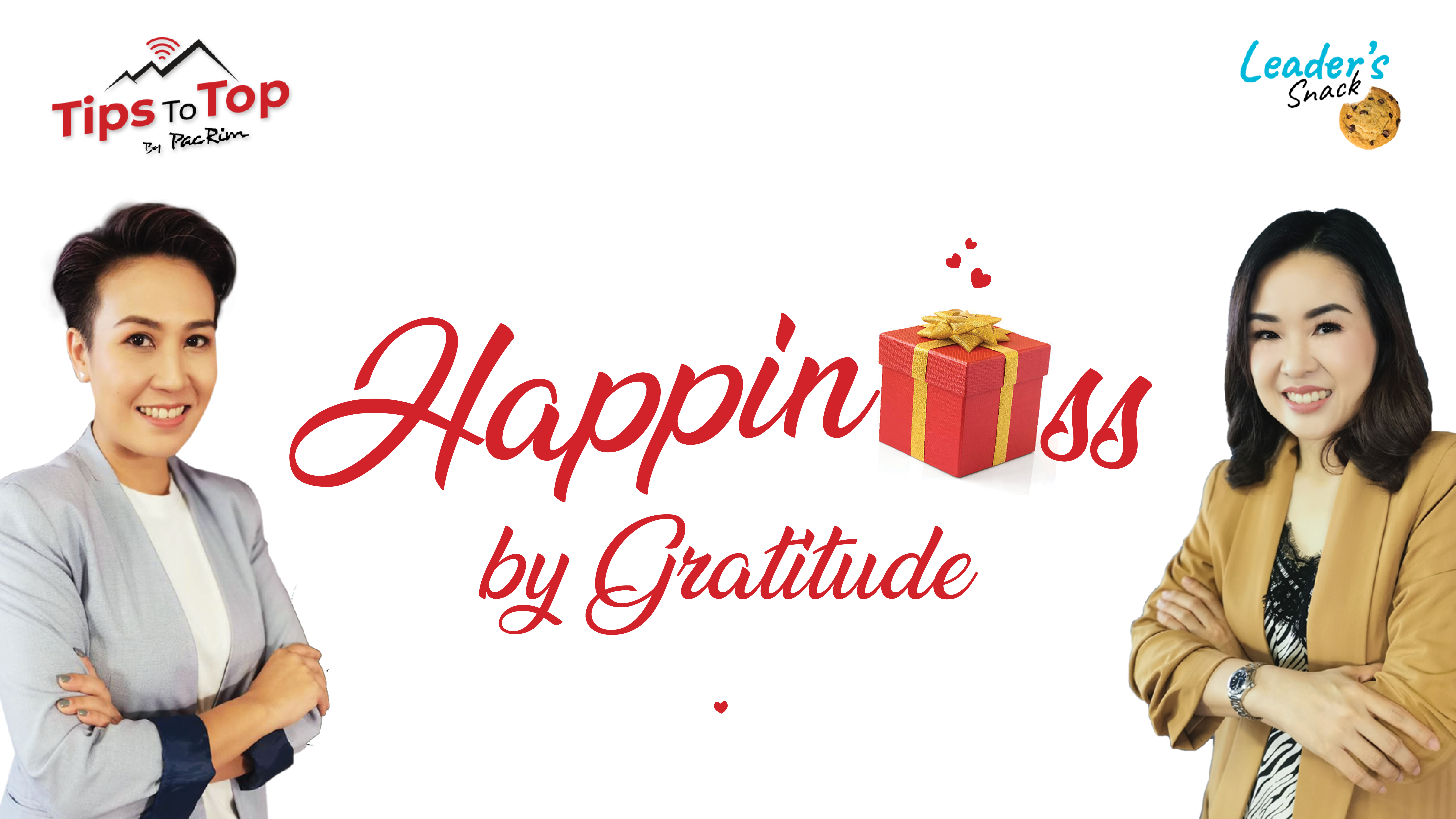 Happiness by Gratitude